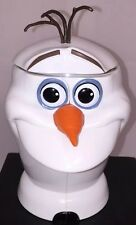 DISNEY On Ice Frozen OLAF Snowman Cup Mug With Hinge Lid Not Sold In Stores