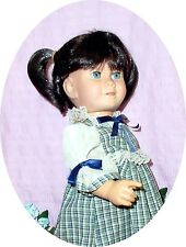 """Doll Wig 12/13 fits American Girl, others, Synthetic Fiber, """" Abigal """""""