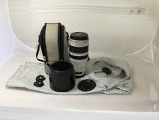 Canon Lens EF 100-400mm F/4.5-5.6 L IS USM Telephoto Zoom Rain Gear Cap Hood Bag