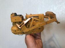 Toy Vintage Ertl John Deere 450 Crawler Bulldozer Die Cast USA Made
