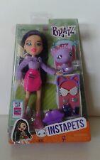 Rare Bratz doll Instapets Jade #543091 #MyPerfPet Cat fashion bobble head NIB