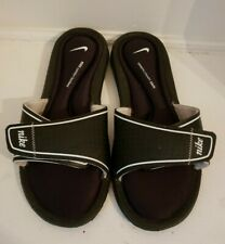 NIKE comfort footed  Sandals Shoes closure mens size 10