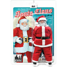 Santa Claus 8 Inch Retro Action Figure