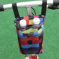 Bicycle Electric Vehicle Canvas Bag Bike Bicycle Cycling Phone Bottle Pouch