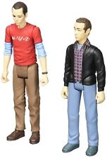 "The Big Bang Theory 3 3/4"" Sheldon & Stuart Action Figures (Con Exclusive)"
