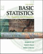 Basic Statistics for Business and Economics-ExLibrary