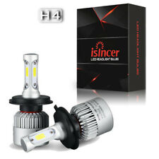2x H4 LED Headlight Kit 2400W 295000LM High-Low Beam Bulb CREE 6000K Lamp White