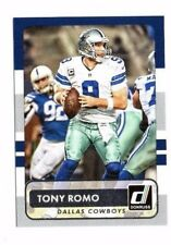 Tony Romo 2015 Panini Donruss, Football Card !!