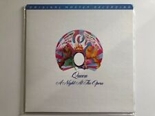 Mobile Fidelity QUEEN A Night at the Opera EX+ MFSL 1st Press