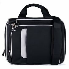 "Black Nylon Ultrabook Shoulder Carrying Sleeve Bag For 13.3"" Lenovo HP Dell Asus"