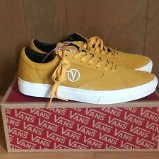 8d575ea1c Vans Paradoxxx Yolk Yellow Size 10 Brand New Surf Shoe Ultra Cush