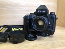 *Near Mint++: 261xxxx* Nikon F4S Final Late w/ DA-20 Action Finder, AF 50mm D