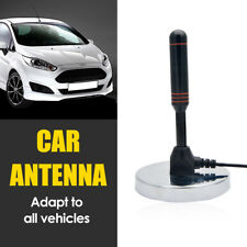 Car FM radio antenna suction cup antenna outdoor waterproof strong magnetic base