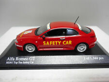 ALFA ROMEO GT BERU TOP TEN SAFETY CAR MINICHAMPS 1:43 SIN CARTON