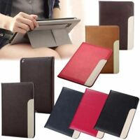 Smart Leather case cover with stand HANDLE Apple iPad 5 6 Air 1, Air 2, 2017 9.7