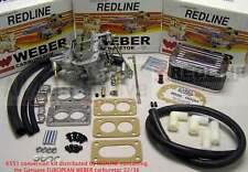 JEEP CJ7 Wrangler Cherokee w/MT K551 WEBER Carburetor Kit