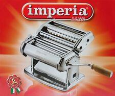 Sfogliatrice Imperia macchina per pasta maker Ipasta made in Italy new 100 Rotex