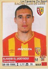 135 ALHARBI EL JADEYAOUI MAROC RC.LENS STICKER FOOTBALL 2015 PANINI ~