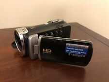 Samsung Hd Camcorder (Hmx-F90) As Is For Parts- Fast Free Shipping -
