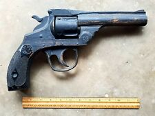 1910-20s FOLK ART CARVED SMITH & WESSON PISTOL DISPLAY PIECE TRADE SIGN