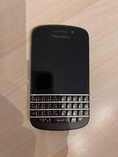 BlackBerry  Q10 Schwarz (Ohne Simlock) Smartphone 16GB