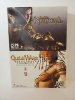 Lot - Guild Wars: Nightfall & Factions Collector's Editions & Factions Pre Order