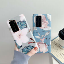 Leaf Flower Soft Case Cover For Samsung Galaxy S20 Plus Note 10 A51 A71 A70 A40
