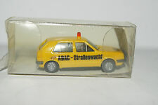 Herpa Modellauto 1:87 H0 VW Golf ADAC