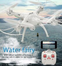 RC Drone WiFi Camera FPV 2.4GHz Quadcopter 4CH 6 Axis Waterproof Helicopter Dron