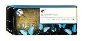 Original Tinte HP DesignJet Z6100 PS / C9471A Nr. 91 Light Magenta INK Cartridge