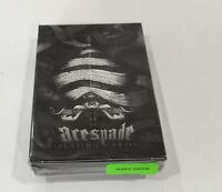 Bicycle Ellusionist Arcane Gaff Deck Black Magic US Playing Cards Poker NEW