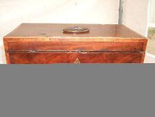 Boxes 1850-1899 Antique Wooden Tea Caddies
