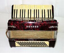 älteres Hohner Tango II Akkordeon 80 Bass