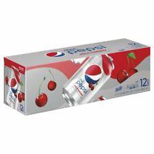 Pepsi Wild Cherry Diet Cola 12 Pack