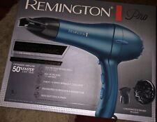 Remington Pro D2042 Professional Titanium Ceramic Hair Dryer with Concentrator
