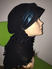 Lailly hijab hats w/swarovski or rhinestones very pretty and fashionable