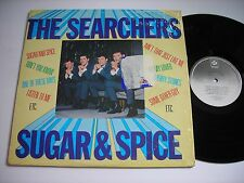 SHRINK The Searchers Sugar and Spice 1980 LP VG++