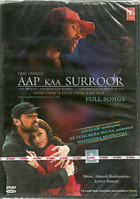 AAP KAA SURROOR FULL SONGS - BOLLYWOOD HIT SONG DVD