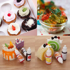 Colorful 10ml Cake Edible Pigment Food Coloring Chocolate Fondant Baking Acces