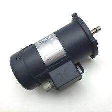 "Leeson C42D17FK6A DC Permanent Magnet Motor, 1/2HP, 180VDC, NSS56C, 0.625"" Shaft"