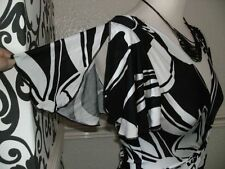 M by Madonna at H & M Monochrome 50's Tea Dress Size EUR 36 Size 10 UK BNWOT