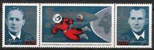 DDR Nr.1138/40 ZD ** Kosmonautenbesuch 1965, postfrisch