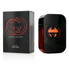 NEW Gucci Guilty Black EDT Spray 75ml Perfume