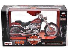 MAISTO 1:12 HARLEY-DAVIDSON CUSTOM - 2014 CVO BREAKOUT MOTORCYCLE 32327