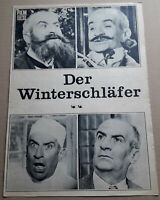 "FFS-Filmprogramm: LOUIS DE FUNES in ""Der Winterschläfer"" mit Martine Kelly #56"
