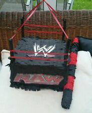 Wrestling Ring Pinata with Sweets & Stick