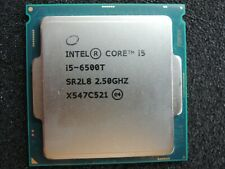 Intel® Core™ i5-6500T 6500T @2.5GHZ Quad Core CPU 6th Gen. Socket 1151 Processor