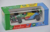 ONYX 030 Benetton Ford B188-89 F1 diecast model car Emanuelle PIRRO 7UP 1:43