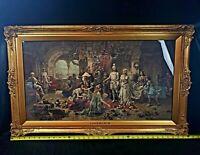 Signed EMMANUEL OBERHAUSER LOHENGRIN Opera Circa1900 PRINTED VIENNA AUSTRIA