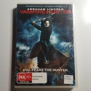 Abraham Lincoln: Vampire Hunter | DVD Movie | Benjamin Walker, Mary Elizabeth